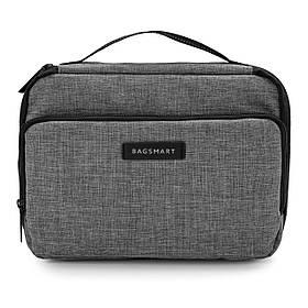 Органайзер для электроники Bagsmart Серый (FBBM0101081AN008BS)