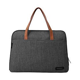 "Сумка для ноутбука 14"" Bagsmart Черный (FBBM0140008A001BS)"
