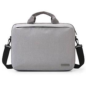 "Сумка для ноутбука 15.6"" Bagsmart Palisades Серый (FBBM0140014A008BS)"