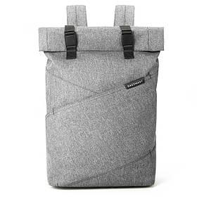 "Рюкзак для ноутбука 15.6"" Bagsmart Серый (FBBM0140006A008BS)"