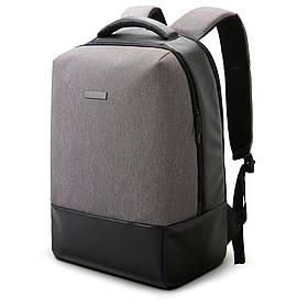 Рюкзак для ноутбука Bagsmart Brentwood Серый (FB0140010A008BS)