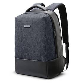 Рюкзак для ноутбука Bagsmart Brentwood Черный (FB0140010A005BS)
