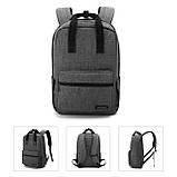 Рюкзак для ноутбука Bagsmart Altadena Черный (FB0140004A001BS), фото 3