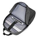 Рюкзак для ноутбука Bagsmart Altadena Черный (FB0140004A001BS), фото 7