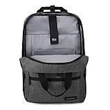 Рюкзак для ноутбука Bagsmart Altadena Черный (FB0140004A001BS), фото 8