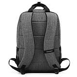 Рюкзак для ноутбука Bagsmart Altadena Черный (FB0140004A001BS), фото 9