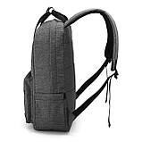 Рюкзак для ноутбука Bagsmart Altadena Черный (FB0140004A001BS), фото 10