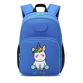 Дитячий рюкзак Mommore Unicorn Синій (FB0240010A005MM)