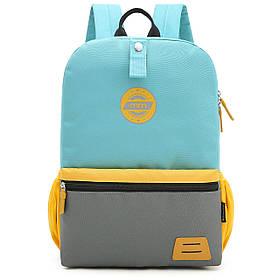 Детский рюкзак Mommore Серо-голубой (FB0240001A037MM)