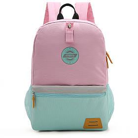 Дитячий рюкзак Mommore Рожево-бірюзовий (FB0240001A012MM)