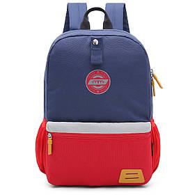 Дитячий рюкзак Mommore Синій з червоним (FB0240008A005MM)