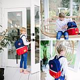 Детский рюкзак Mommore Синий с красным (FB0240008A005MM), фото 4