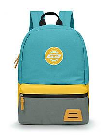 Дитячий рюкзак Mommore Сіро-блакитний (FB0240008A037MM)