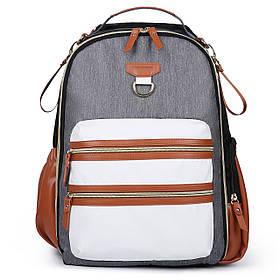 Рюкзак для мамы Mommore Коричневый (FBMM3101305A003MM)