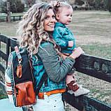 Рюкзак для мамы Mommore Коричневый (FBMM3101305A003MM), фото 2