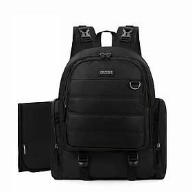 Рюкзак для мамы Mommore Черный (FBMM0090004A001MM)
