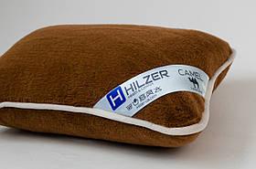 Подушка из шерсти верблюда Woolmark HILZER Camel Шерсть/Шерсть 50х70 см