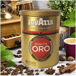 Молотый Кофе Lavazza Qualita Oroмолотый 250 г. ж/б 100% Арабика