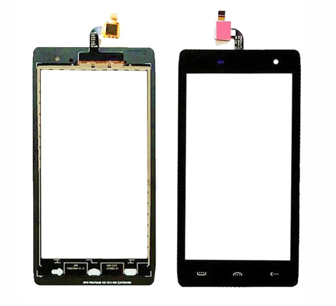 Touchscreen (сенсор) для Homtom HT20 Чорний