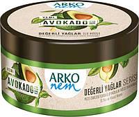 Arko New увлажняющий крем для лица и тела Авокадо 250 мл