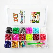 Резиночки для плетения ART-1500  Rainbow Loom