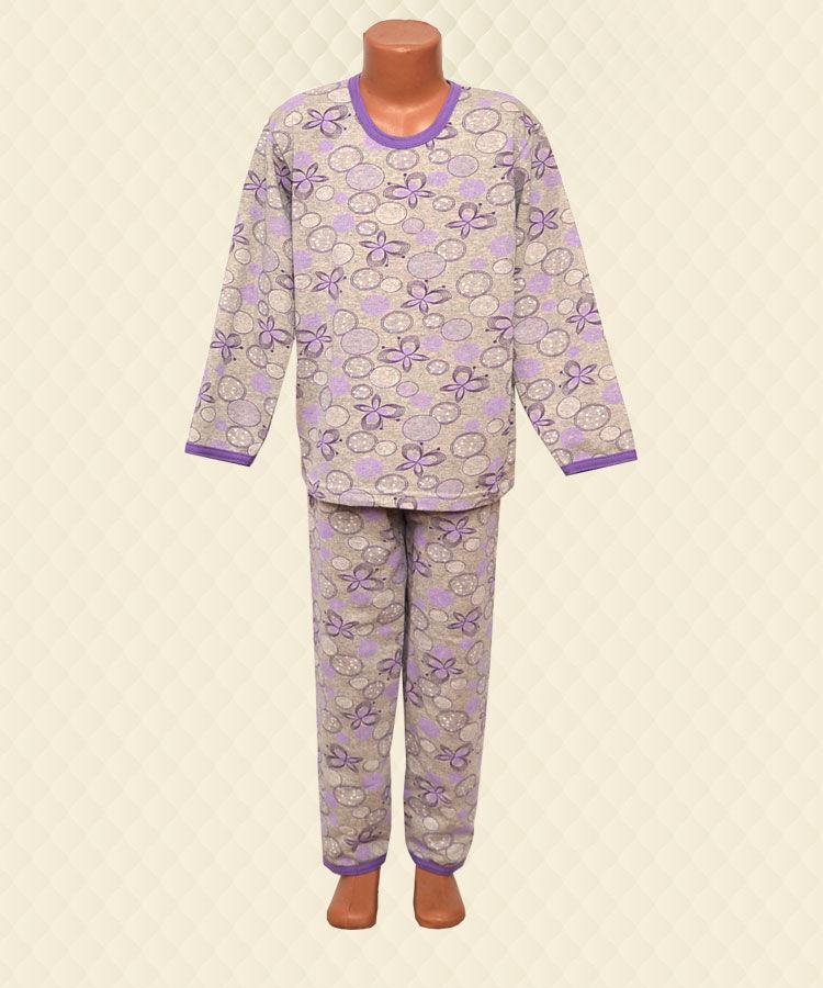 Пижама детская начес