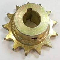 Зірочка ЗТЗУ 00.120-02 (z=13) зернового механізму передач СУПН-8а