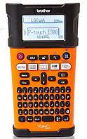 Принтер для печати наклеек Brother P-Touch PT-E300VP в кейсе (PTE300VPR1)