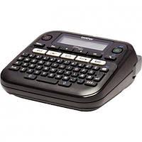 Принтер для печати наклеек Brother P-Touch PT-D210VP в кейсе (PTD210VPR1)