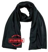 Шеммаг шарф-сетка MFH Черный 16301A