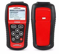 Автомобильный диагностический сканер Konnwei KW808 OBDII/EOBD. Автосканер KW808