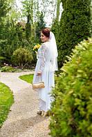 наше платье лиана ассиметрия фото от покупателя