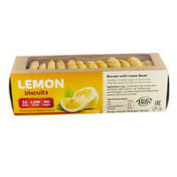 """Печиво з Лимоном """"VELN"""", без цукру, 35 г"""