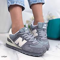 Женские кроссовки N_B из натуральной замши, 41 размер, фото 1