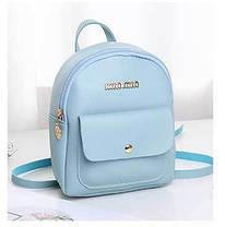 Стильный мини рюкзак для модных девушек, фото 3