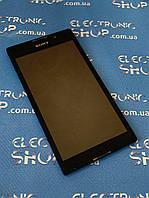 Модуль дисплей сенсор Sony c2305 оригинал б.у