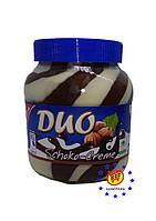 Шоколадный крем DUO 750 г