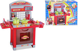 Детская игровая кухня 008-55 А свет звук