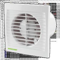 Вентилятор побутовий Домовент 150 С, Без додаткових функцій