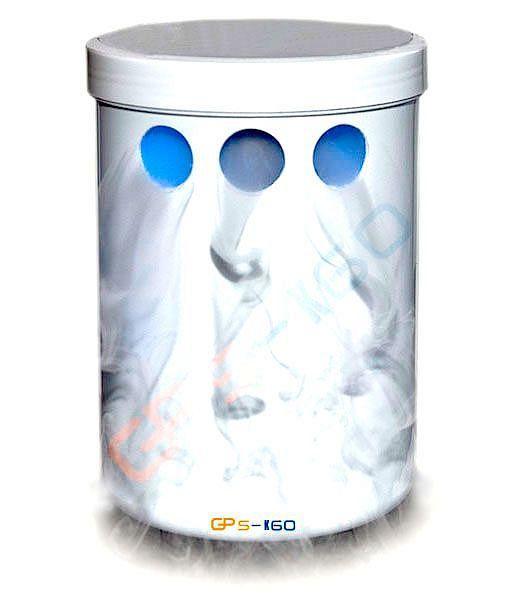 Ультразвуковий генератор соляного туману GPsaltair К60 для створення морського клімату в кабінах 1.4м2