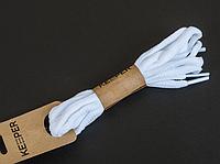 Шнурки Keeper спортивні об'ємні (в упаковці) 100, Білий