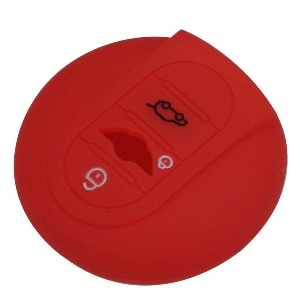 Силиконовый чехол New Generation для ключа Mini Красный (0000018)