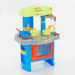 Детская игровая кухня  008-26 А свет звук