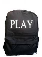 Рюкзак спортивный черный 031S