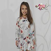 Платье для девочек софт