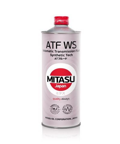 Трансмиссионное масло MITASU Premium ATF WS (for TOYOTA) 1 л (MJ-325-1-WS)