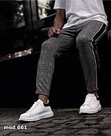 Мужские стильные штаны, фото 1