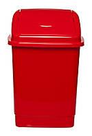 Ведро для мусора с крышкой  5л. ZB-401, Zambak Plastik, Турция