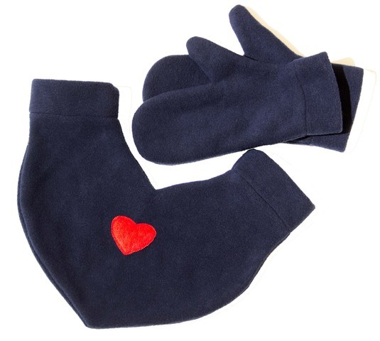 Перчатки и варежки, шапки