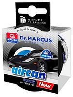 Автоосвежитель Dr. Marcus Senso Aircan - Black, Ароматизатор автомобильный (Пахучка в салон авто)